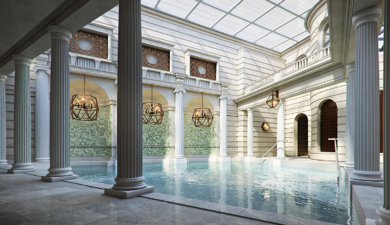 Gainsborough Bath Spa to open in Spring of 2015