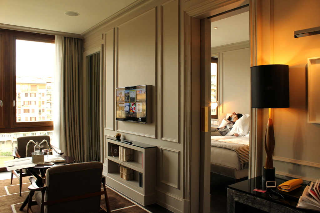 Portrait Firenze Luxury Suite