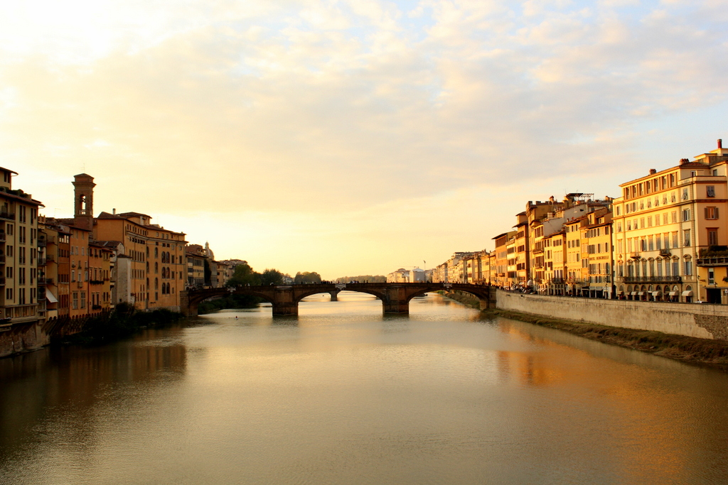 Florence, Italy. My place of warm memories