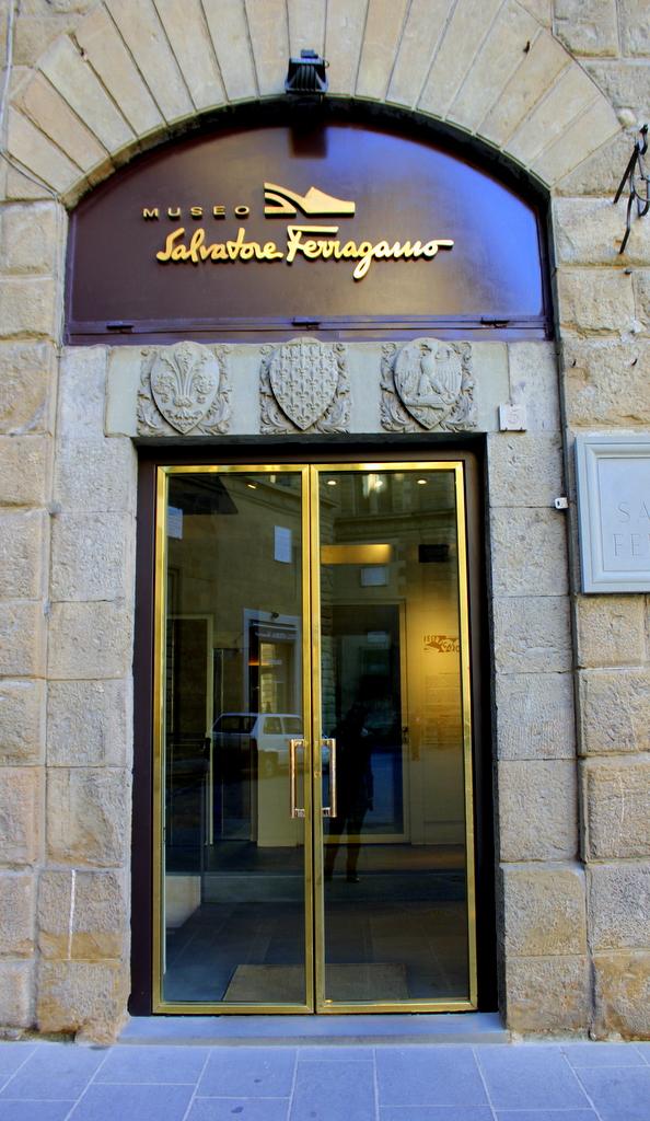 Museo Salvatore Ferragamo in Florence
