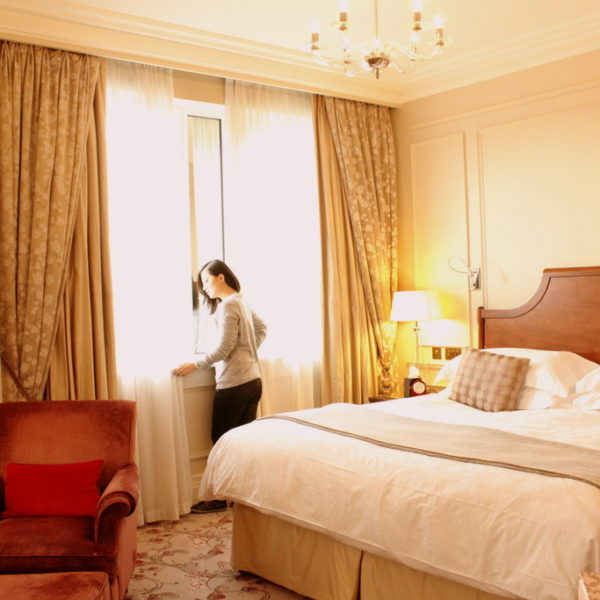 Hotel Review: The Langham London