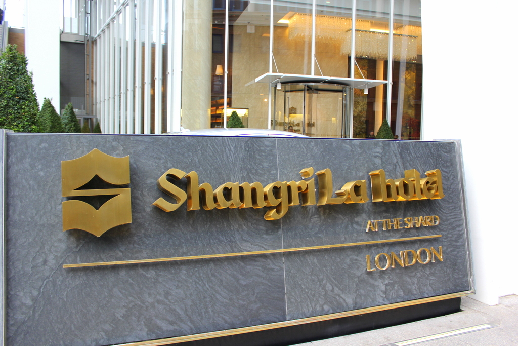 Shangri-la The Shard in London