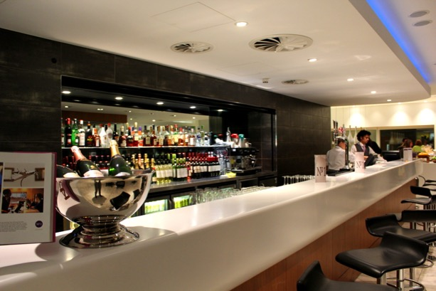 No. 1 Traveller Airport Lounge in Heathrow London