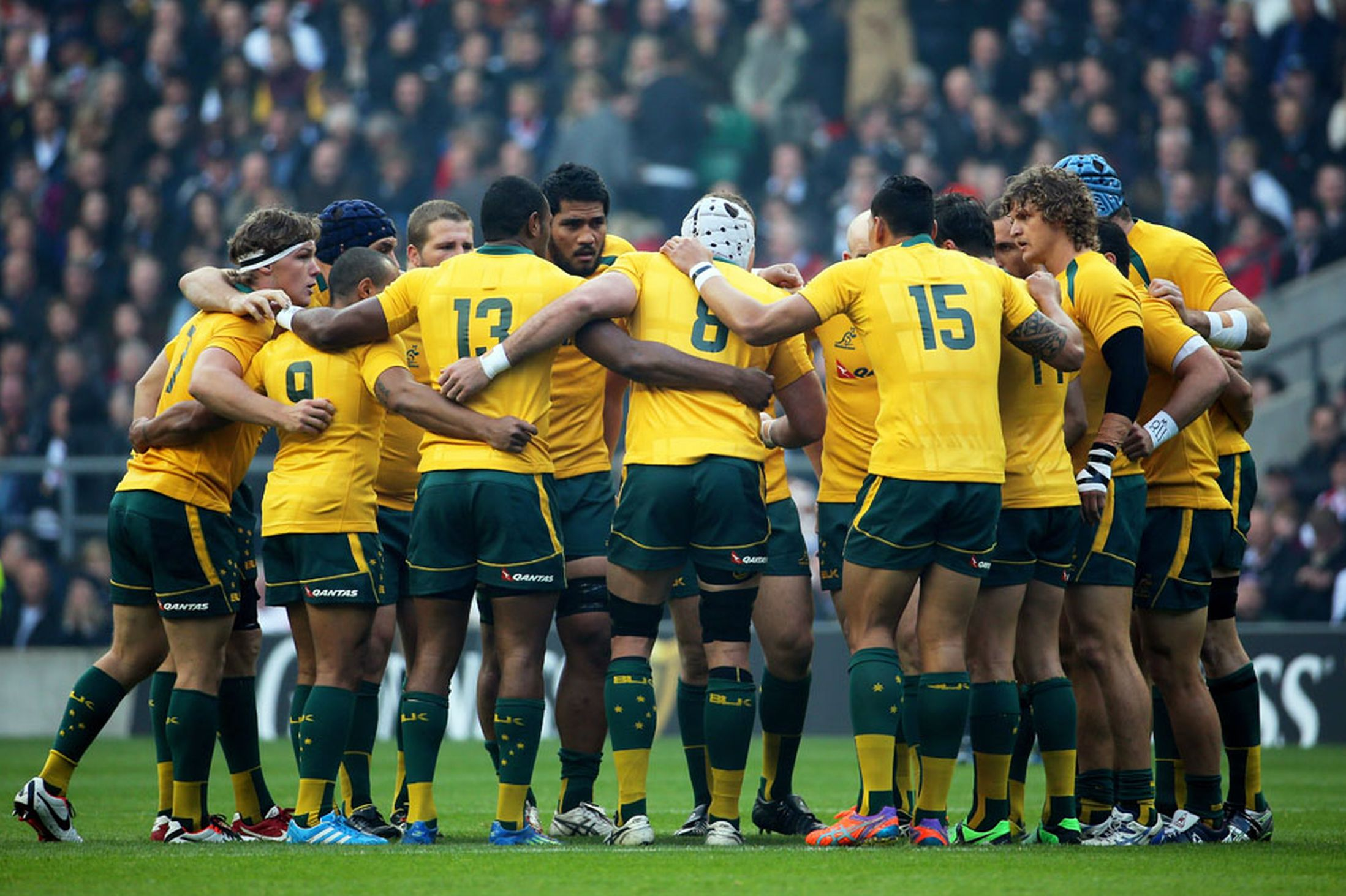 Australian Wallabies Team