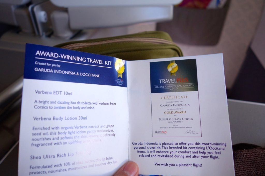 Award-Winning Travel Kit