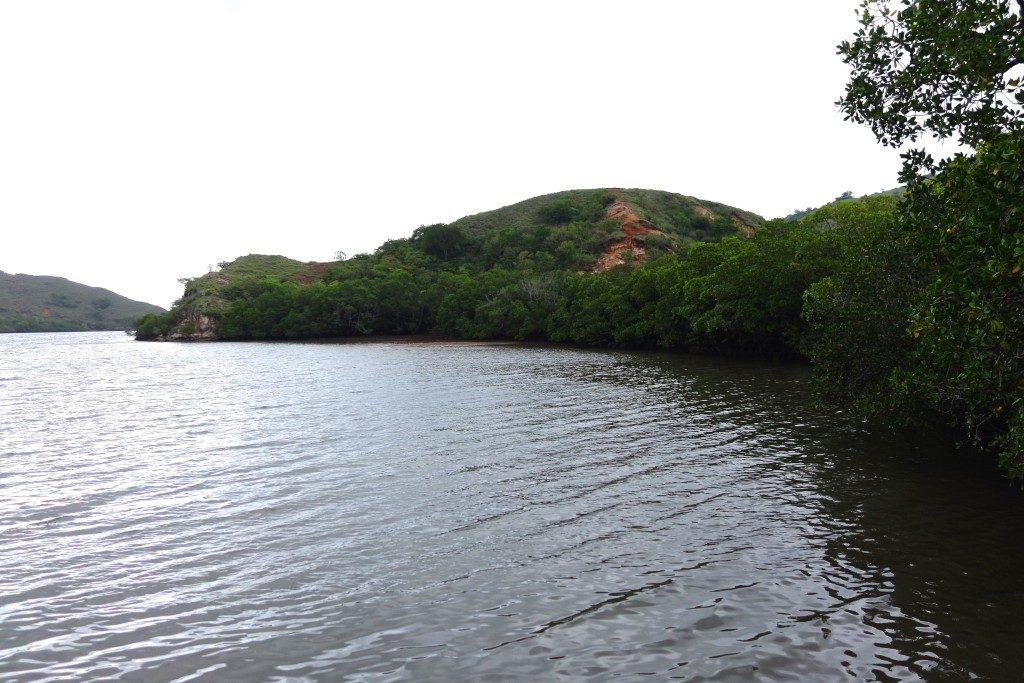 Rinca Island in Komodo National Park