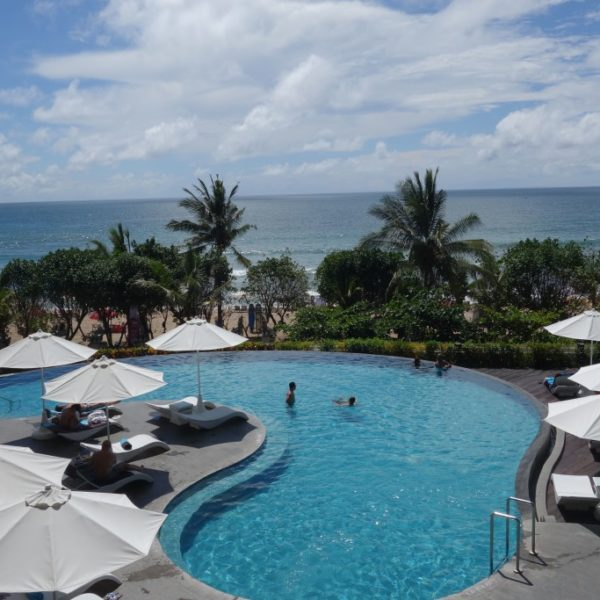 Luxury Hotel in Kuta: A Review of Sheraton Bali Kuta Resort