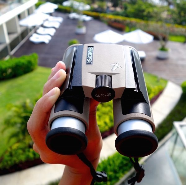 Seeing Indonesia Up Close with Swarovski Optik CL Pocket Binoculars