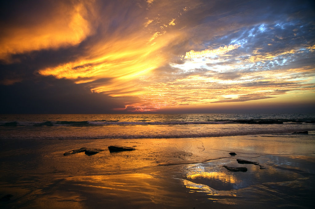 Cable Beach Sunset photo by David Gardiner