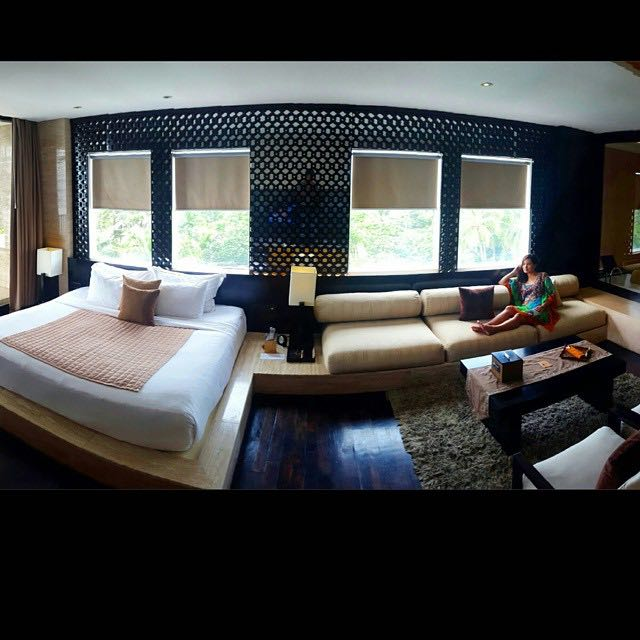 Suite in Anantara Seminyak Resort & Spa Bali