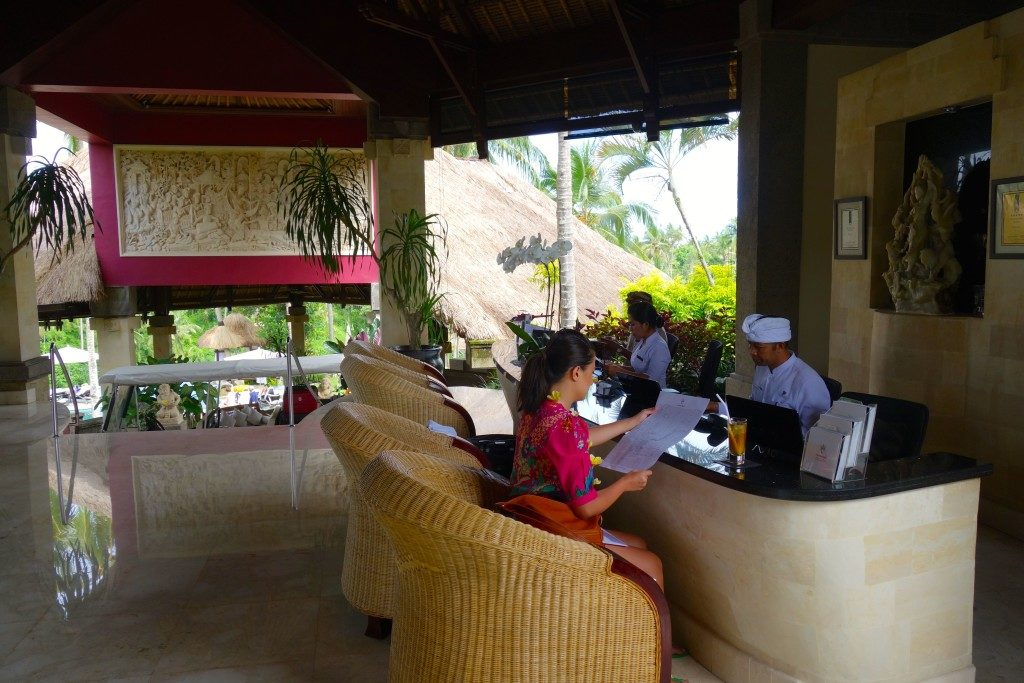 Arrival and Check-In at Viceroy Bali