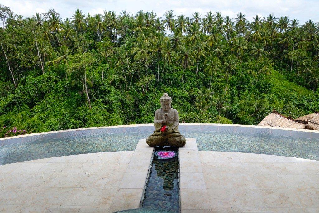 Lembah Spa, Viceroy Bali
