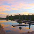 Award Winning Pool of Alila Ubud Bali