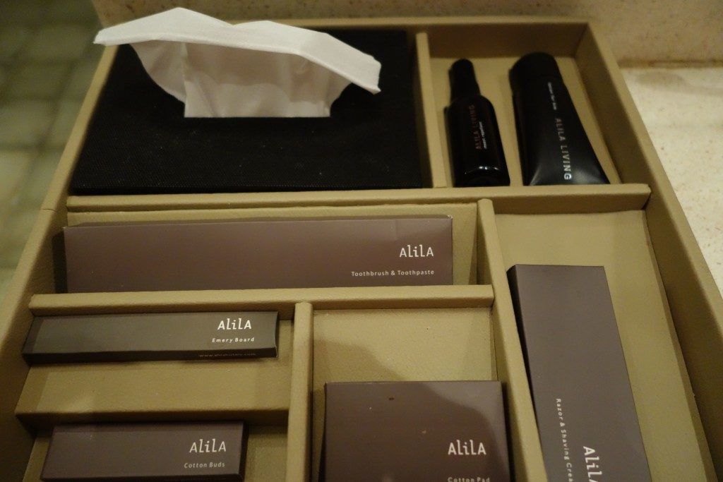 Alila Living products - found at the Pool Villa