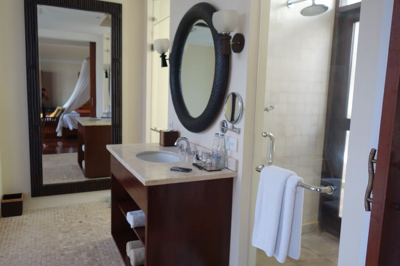 Bathroom at Anantara Vacation Club Seminyak Bali
