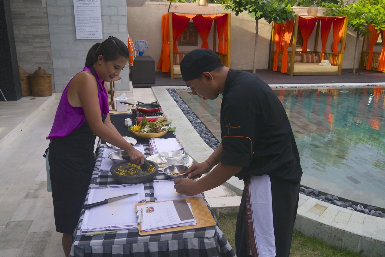 Spice Spoon : Anantara Vacation Club's cooking class