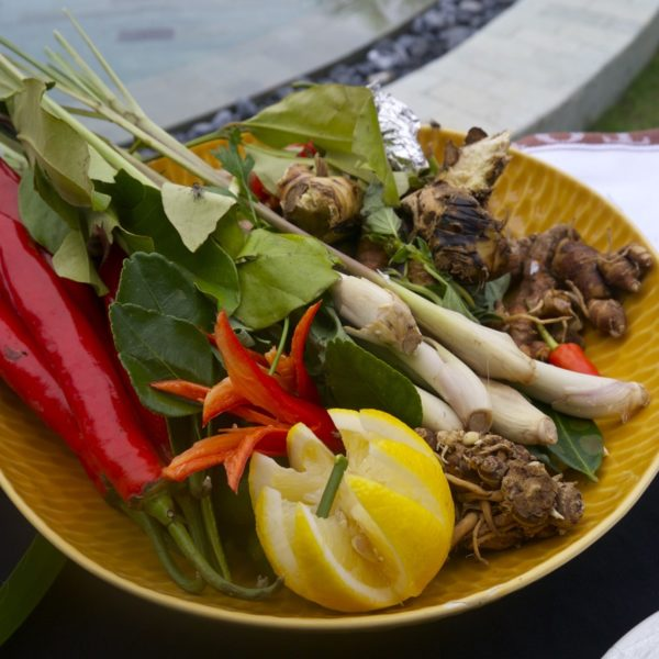 Preparing a Full Course Balinese Meal with Anantara Vacation Club Seminyak Bali