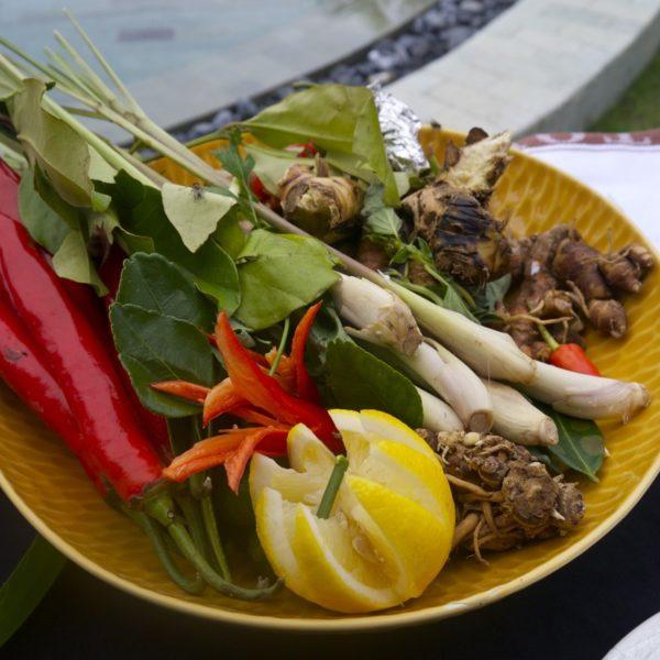 Preparing a Full Course Balinese Meal with Anantara Vacation Club Seminyak Bali