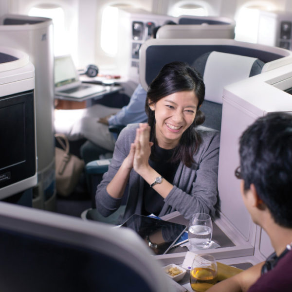 Cathay Pacific Would Like you to Live a #LifeWellTravelled