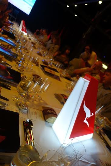 Qantas Producer to Plane Evening: The Journey of First & Business Class Food