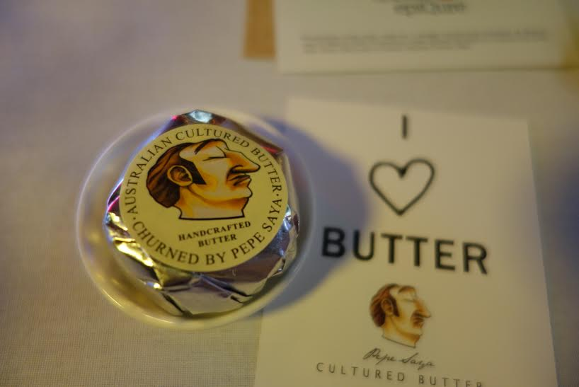 Australian Cultured Butter by Pepe Saya