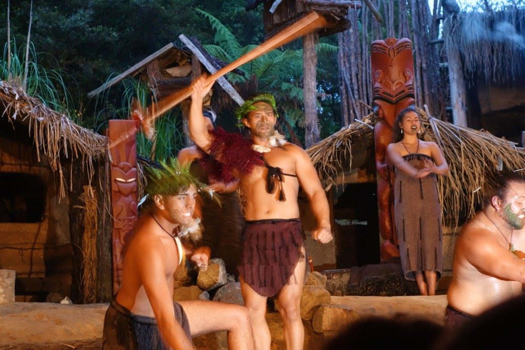 A night at Mitai Village, one of the highlights of Haka Tours' North Island Tour