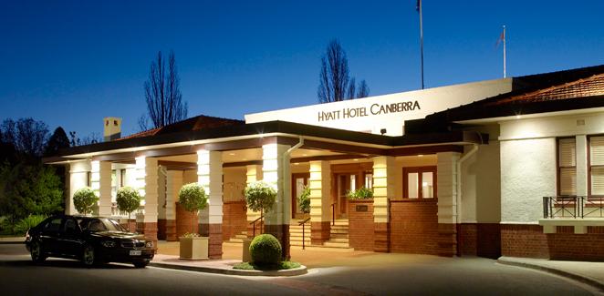 Park Hyatt Canberra
