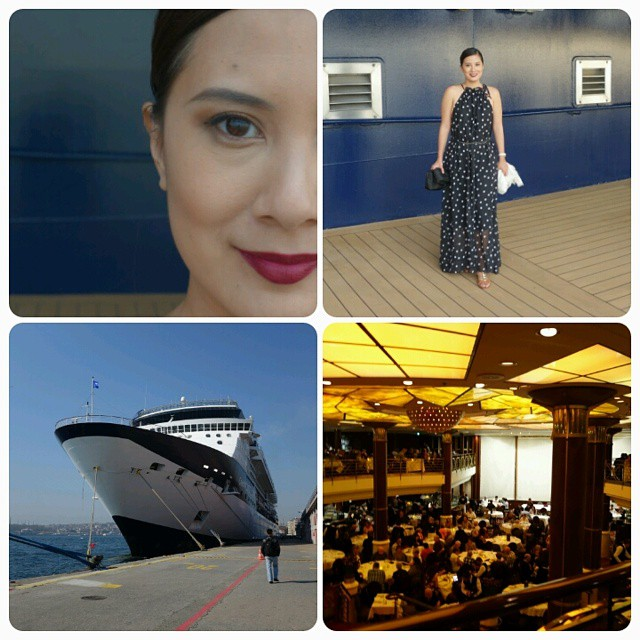 Formal evenings on Celebrity Constellation