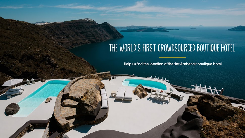 Amberlair: The World's First Crowdsourced Boutique Hotel