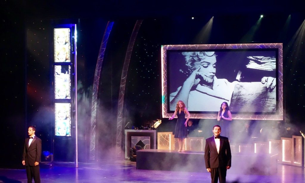Nightly Entertainment at Celebrity Theatre