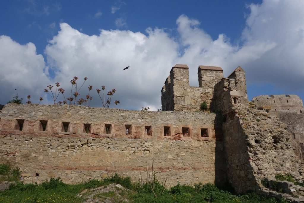 the fortress of Kilitbahir