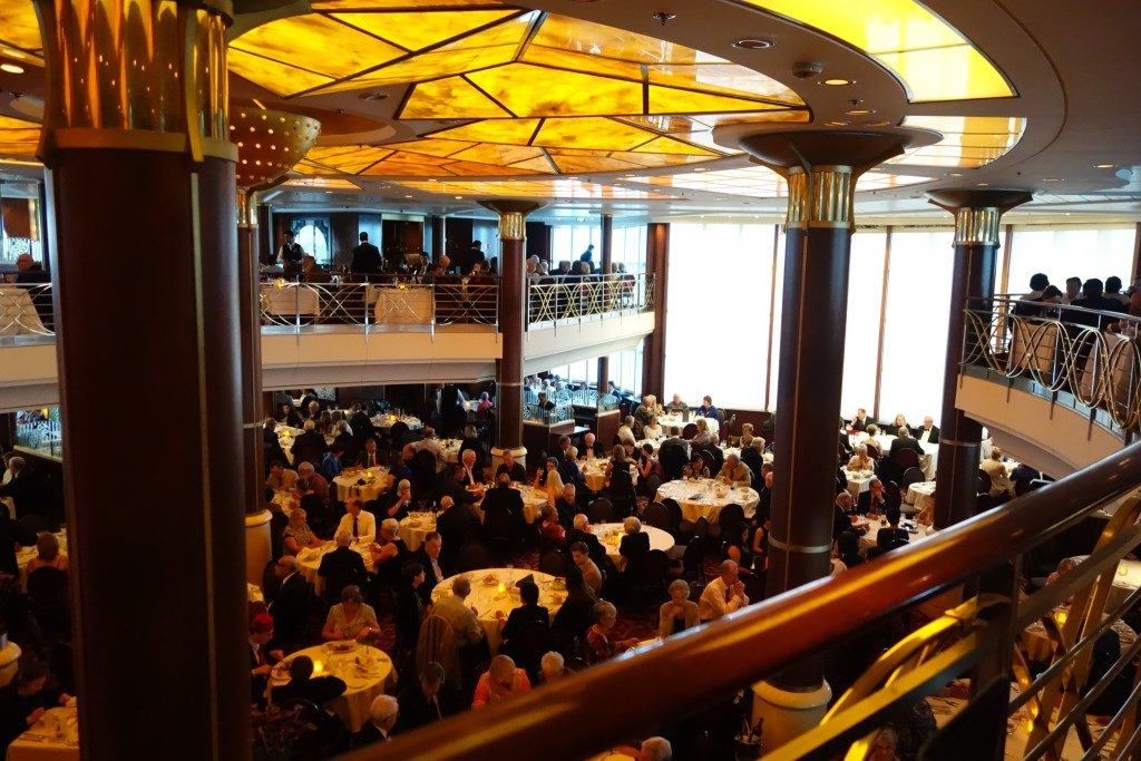 San Marco Restaurant at Celebrity Constellation