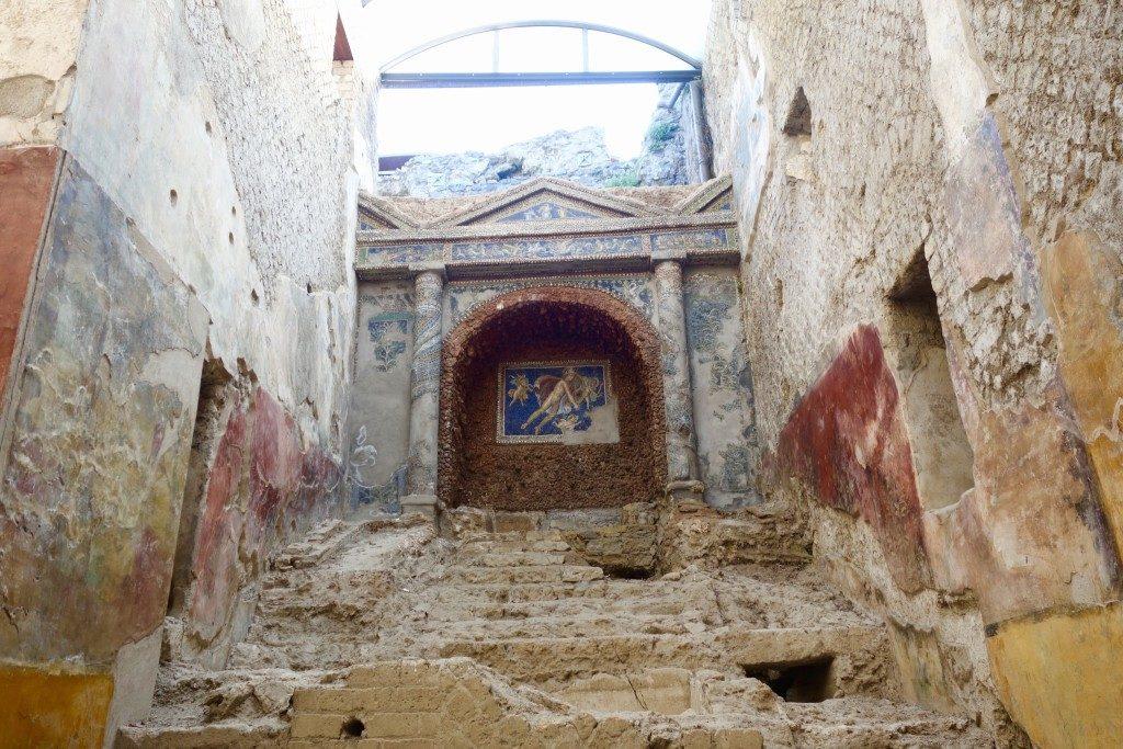 The Bathouse of Pompeii