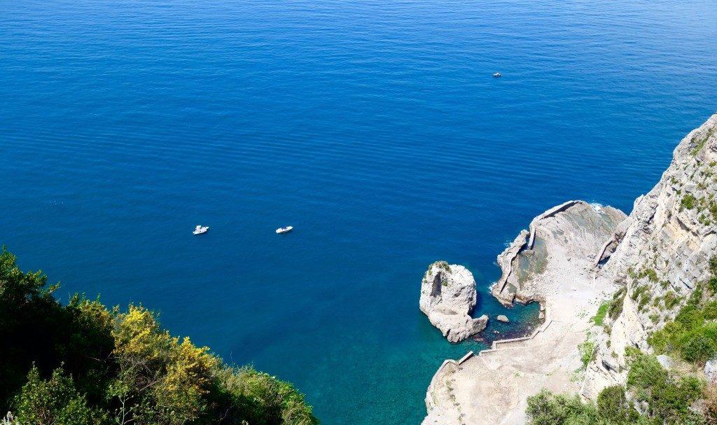 The Amalfi Coast, Naples