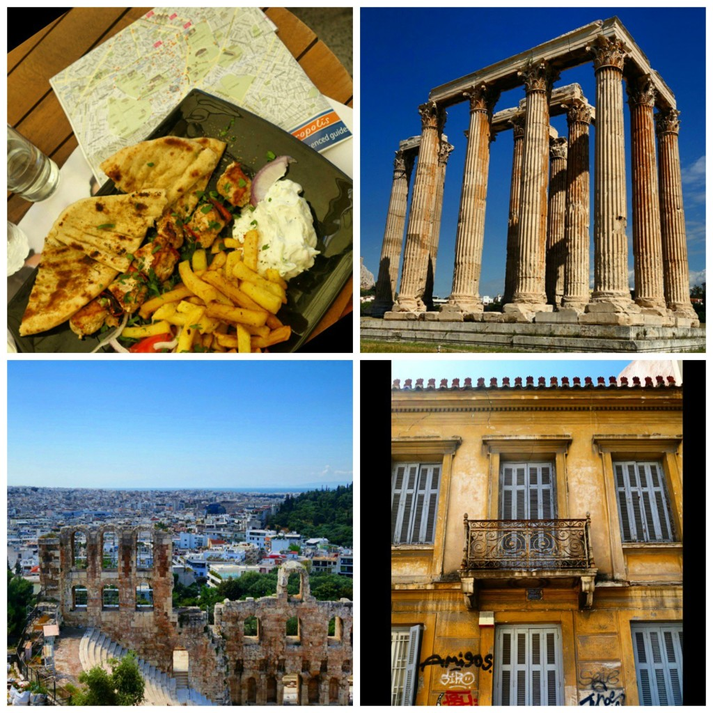Athens Cruise Excursions