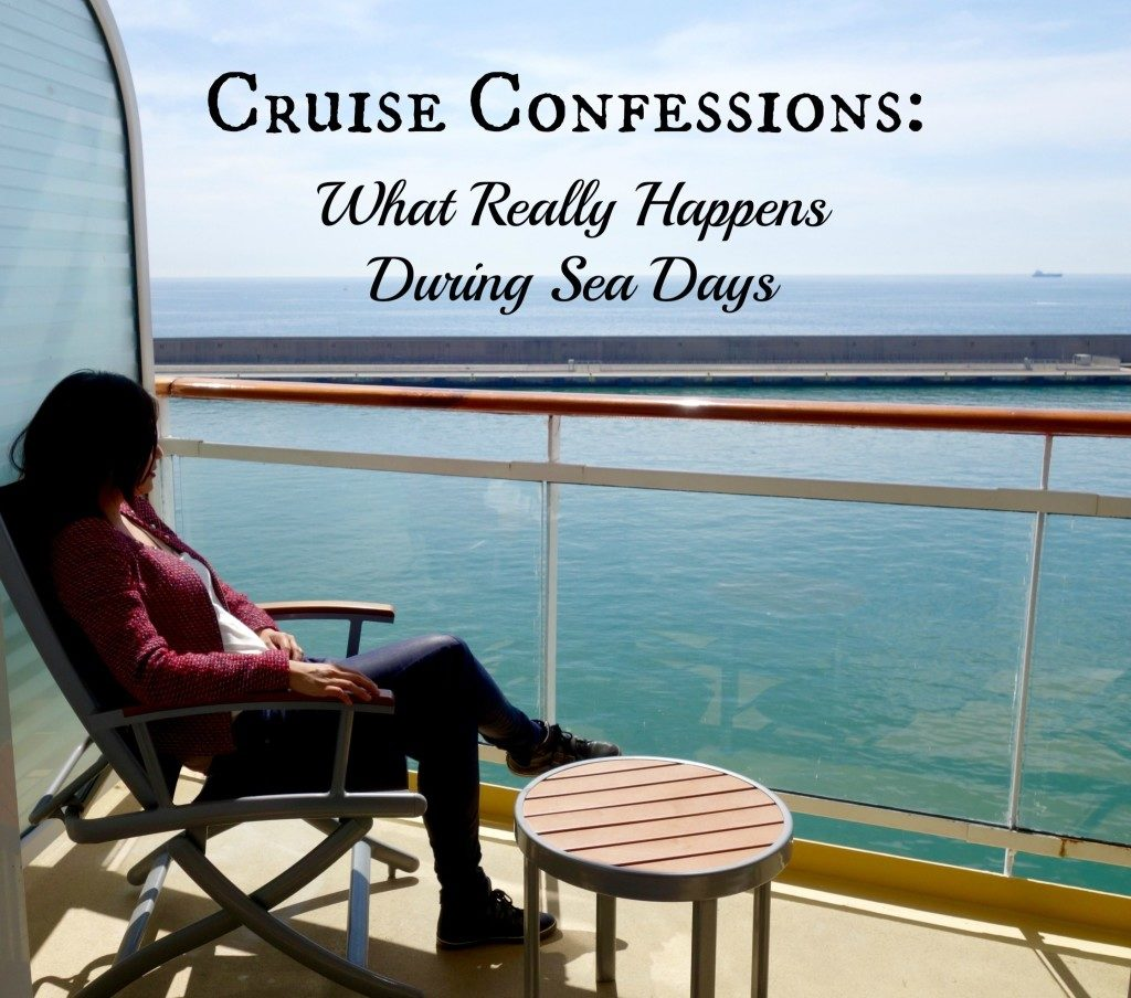 What Really Happens on Cruise Sea Days: It's safe to say I'm addicted