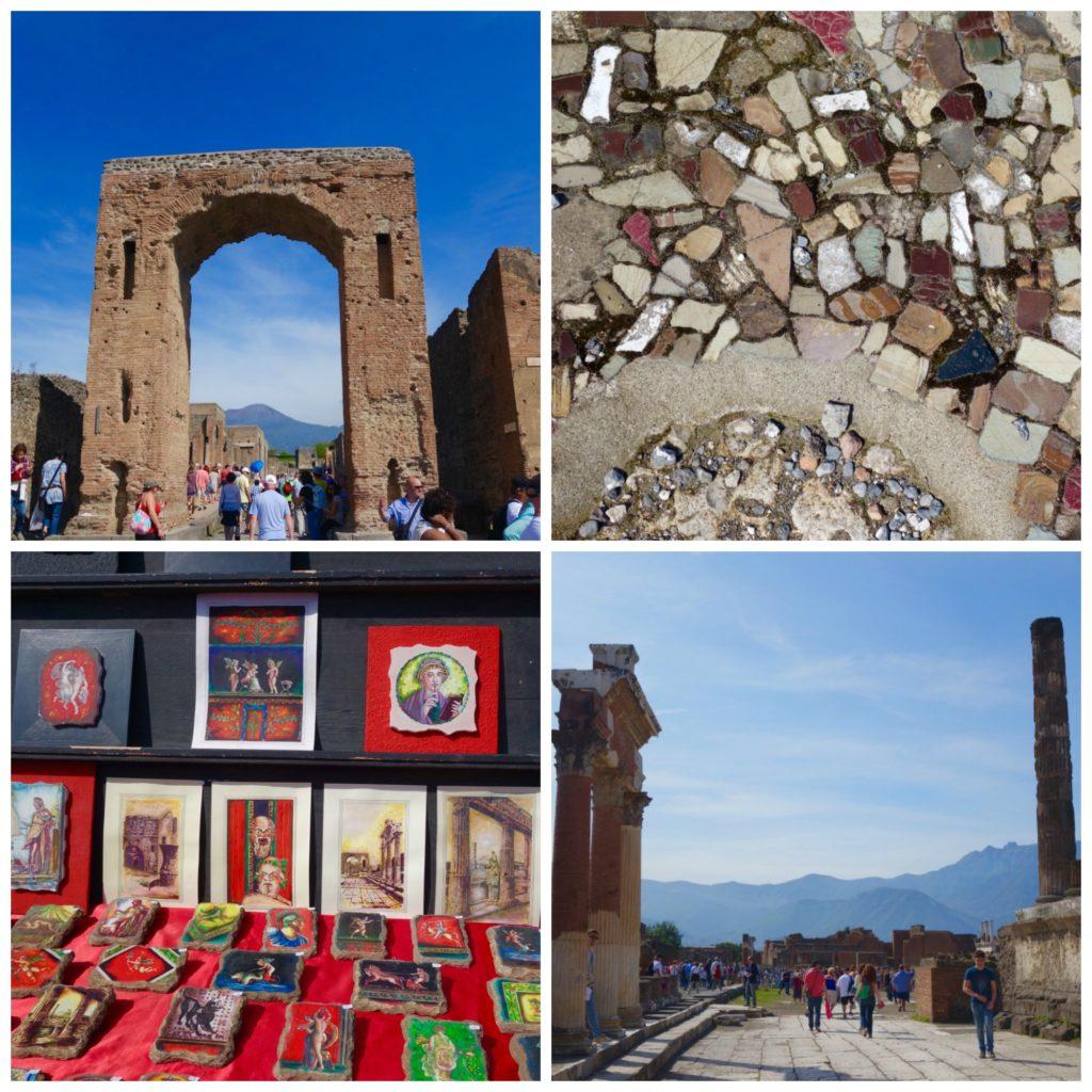 details of Pompeii