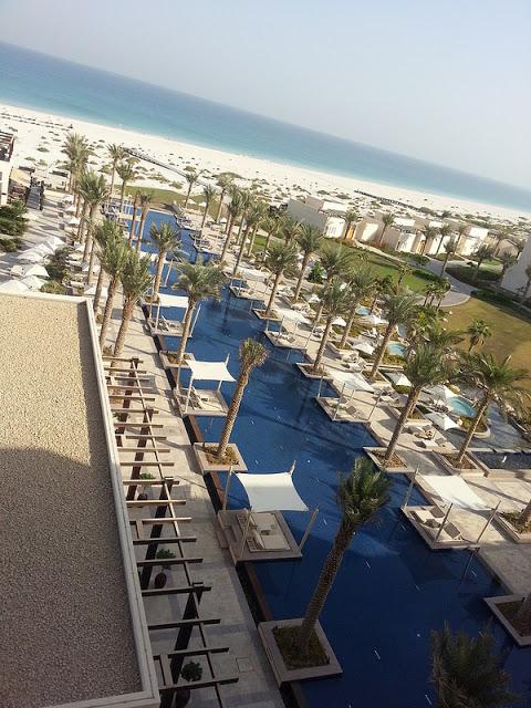 Pool at Park Hyatt Villas Abu Dhabi