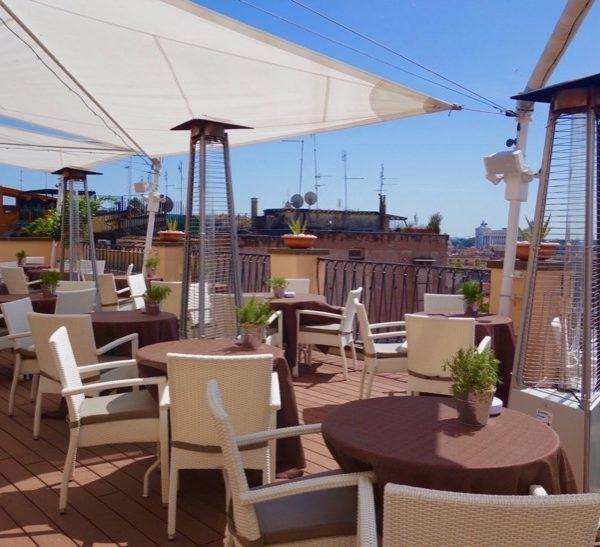 Hotel Review: Intercontinental De la Ville Roma
