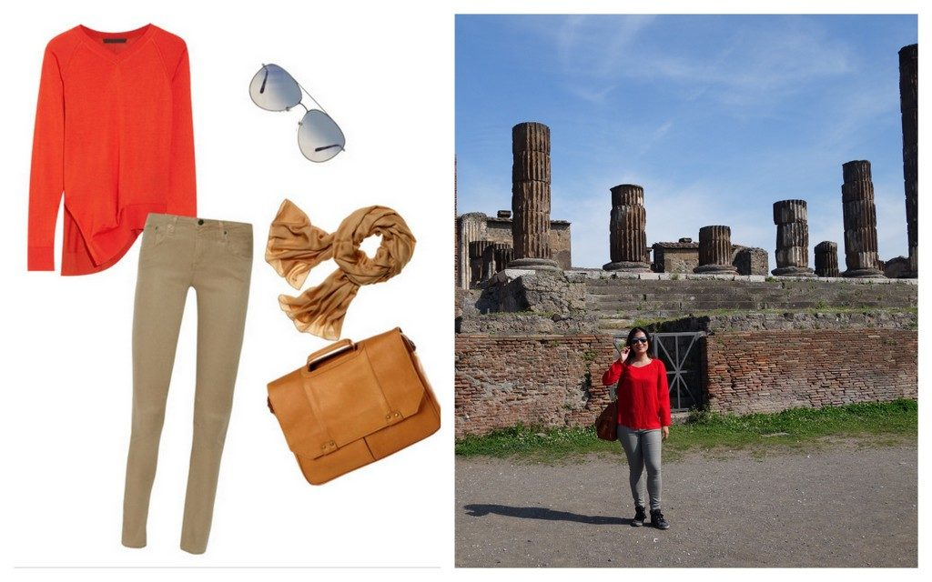 Outfit 5 - Pompeii