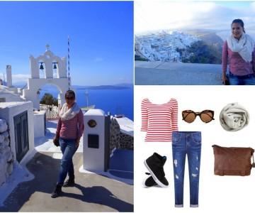 Outfit 4 - Santorini