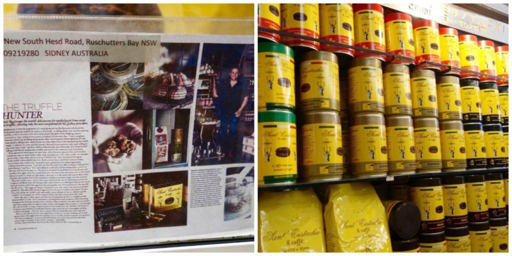 products available worldwide. Sant Eustacchio