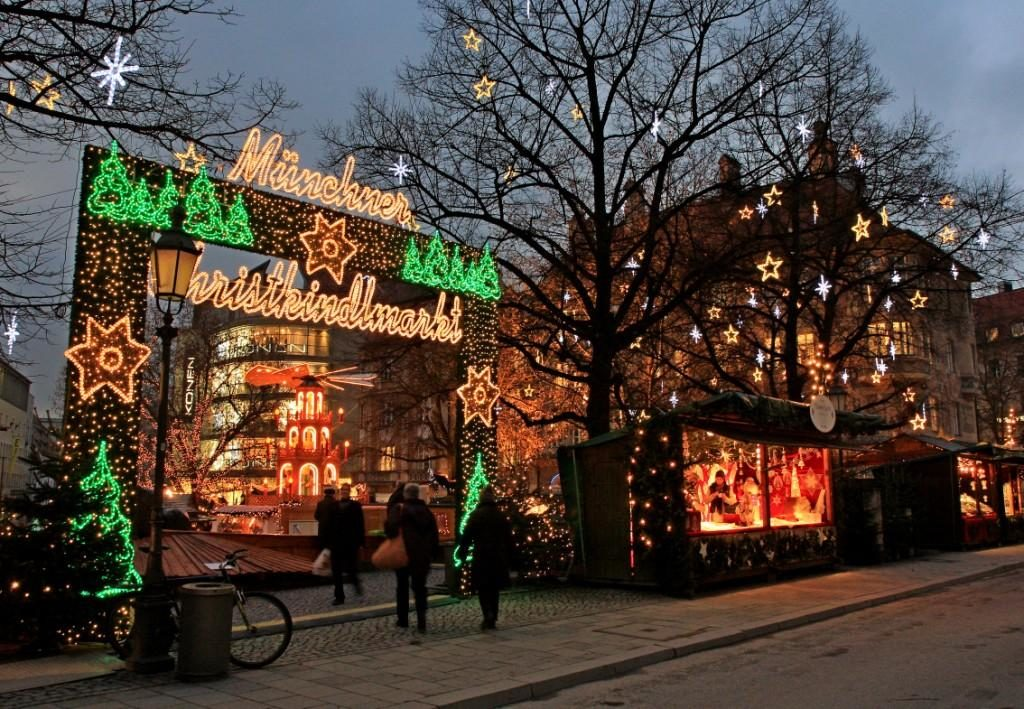 1. Christmas Markets, Munich Photo from Albatross Tours by Nathan Piesse