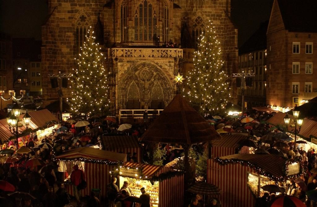 Nurnberg Christmas Markets. Photo from Albatross Tours