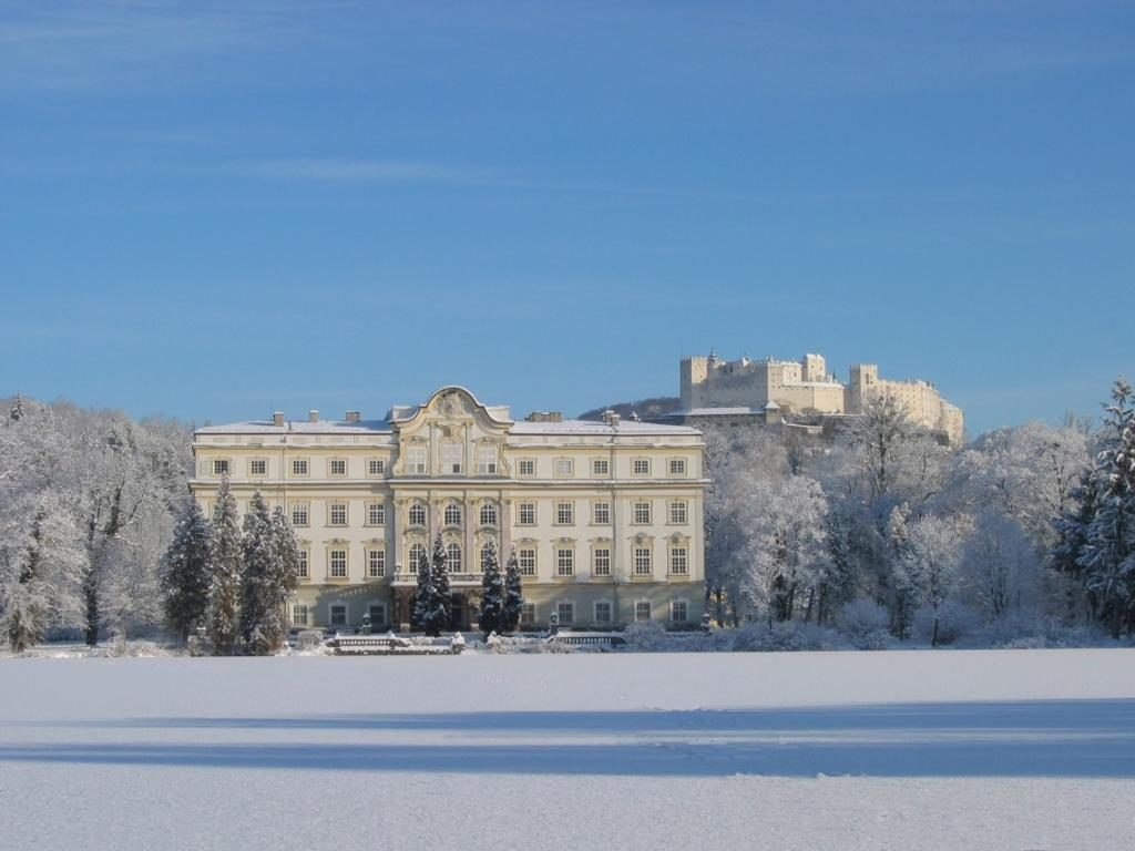 Schloss Leopoldskron - New Year with the Sound of Music Tour. Photo from Albatross Tours