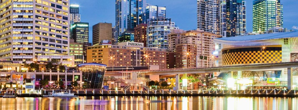 Parkroyal Darling Harbour has the ideal location