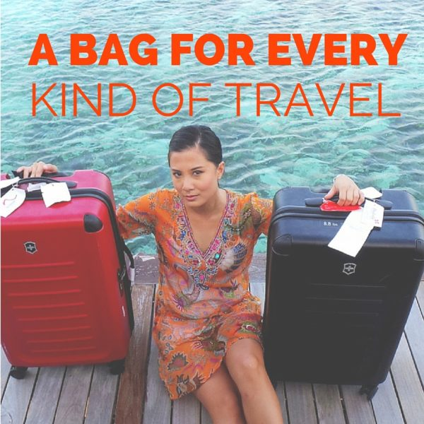 Picking the Right Travel Bag : There's One for Every Travel Occassion!