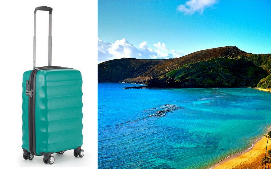 The Antler Juno 56cm - perfect for tropical getaways