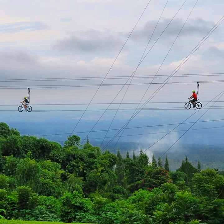 Skycycle at Eden Nature Park & Resort, Davao