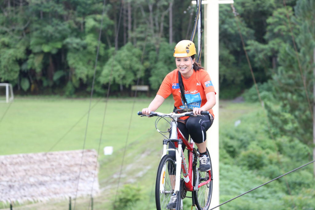 Skycycle at Eden Nature Park & Resort Davao
